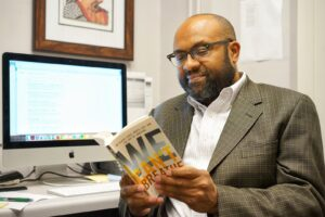 "Professor's essay on race in America featured in ""Best American Essays"""