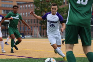 Men's soccer hopes changes bring successful season