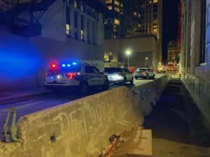 Boston Police investigating report of unconscious person on Tamworth St.