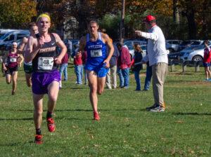 Freshman runs fastest time since 2013