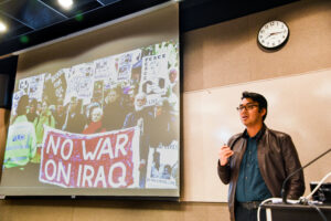 Turning Point brings libertarian speaker Gabriel Nadales to campus