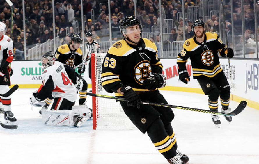 Bruins: Dominance continued throughout October