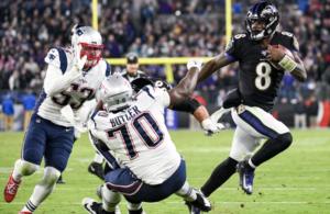 Patriots: Weaknesses exposed ahead of bye week