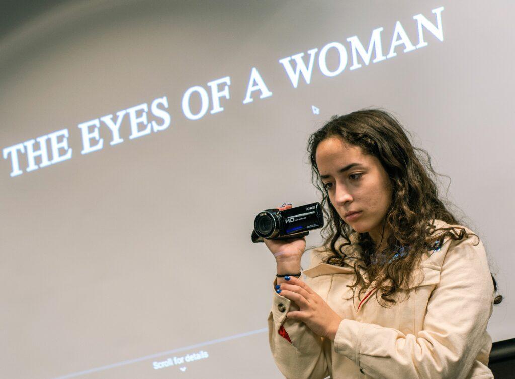 Alumna+Yesenia+Rego+created+her+BFA+film+in+the+Dominican+Republic+featuring+female+workers.+Xinyi+Xu+%2F+Beacon+Correspondent