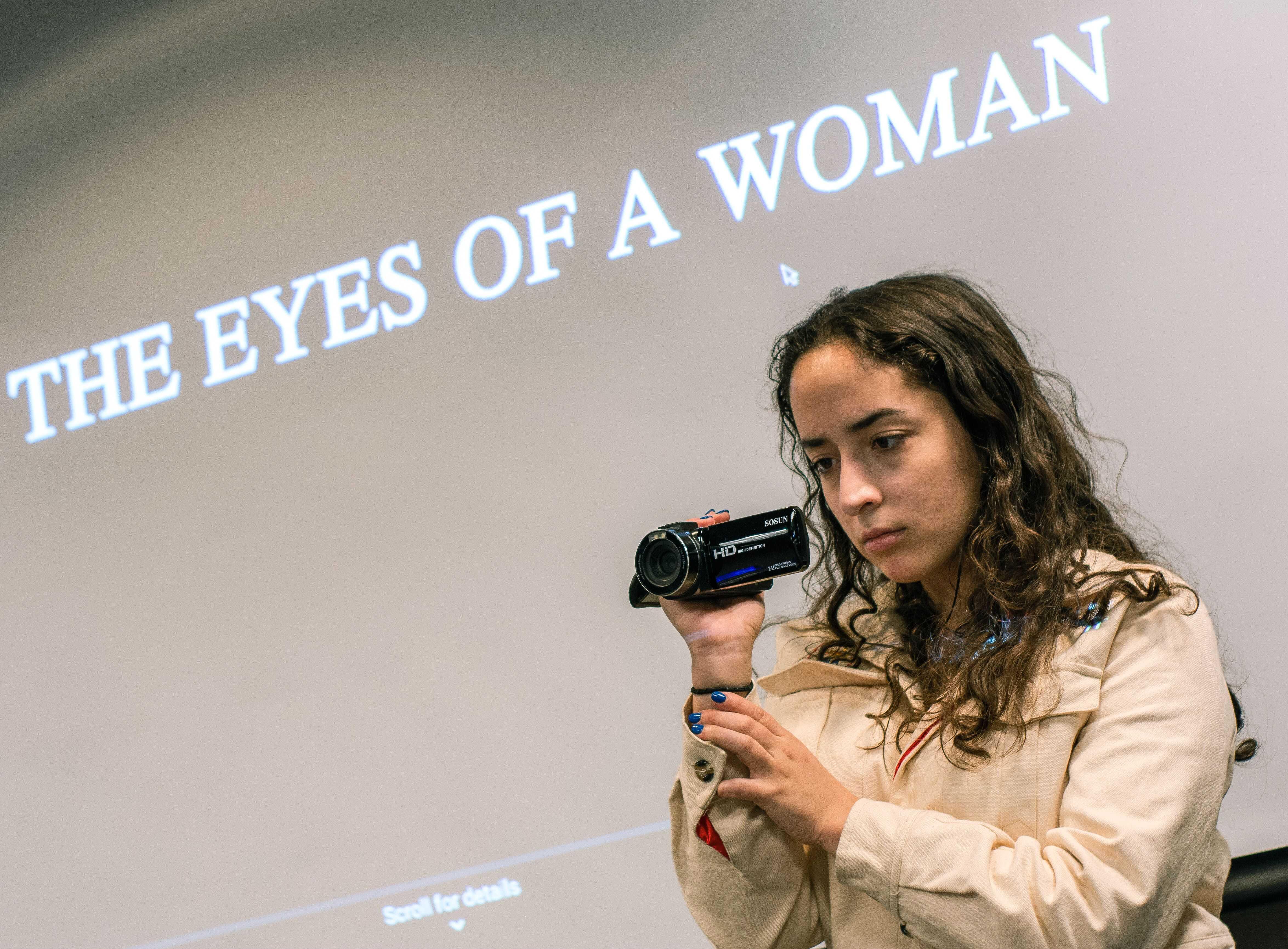 Alumna Yesenia Rego created her BFA film in the Dominican Republic featuring female workers. Xinyi Xu / Beacon Correspondent