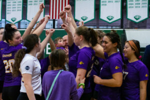 Women's volleyball delivers most successful season since joining NEWMAC