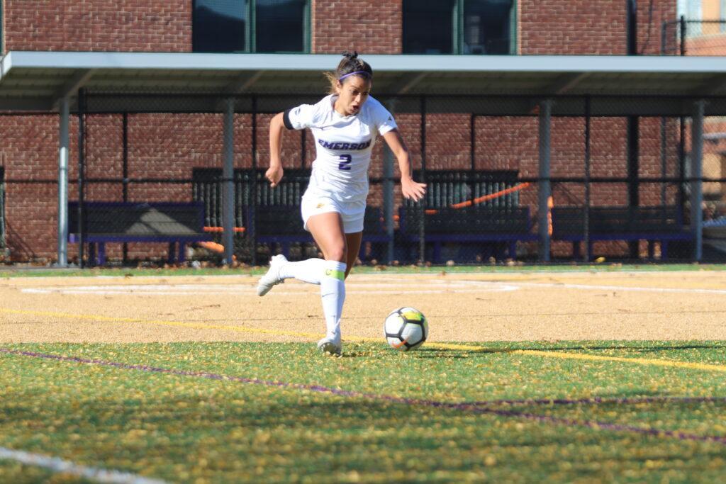 Amanda Benavente and the Lion's defense only allowed 0.86 goals per game. Rachel Culver / Beacon Staff