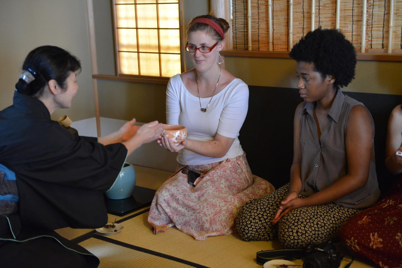 Journalism Professor Paul Niwa took students to Japan in summer 2019.