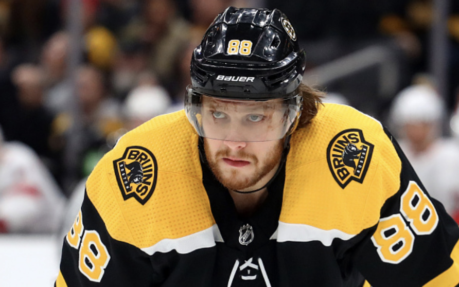 Bruins: Can Pastrnak reach Bruins' scoring record?