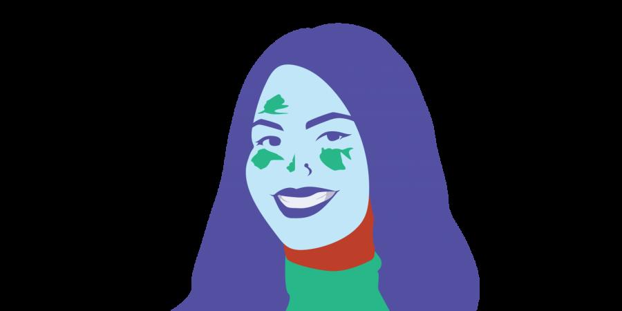 Sara Pirzada / Graphic by Ally Rzesa - Beacon Staff