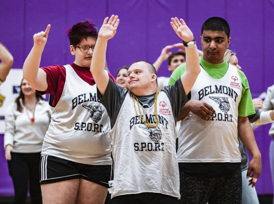 Emerson special olympics event draws hundreds