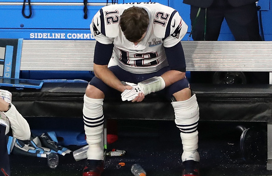 Patriots: Disappointing season creates the potential for offensive rebuild
