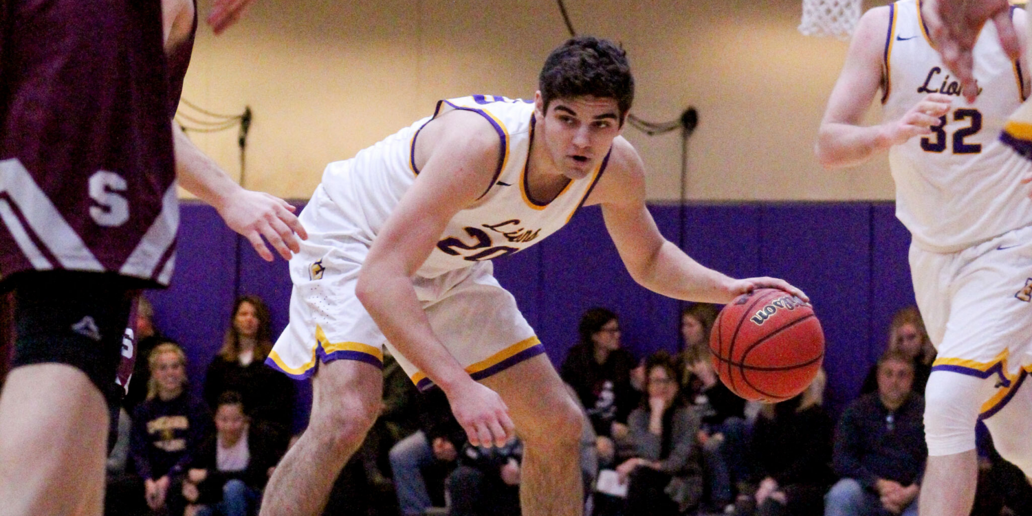Ben Allen scored four points and pulled down three rebounds in the win over Springfield.