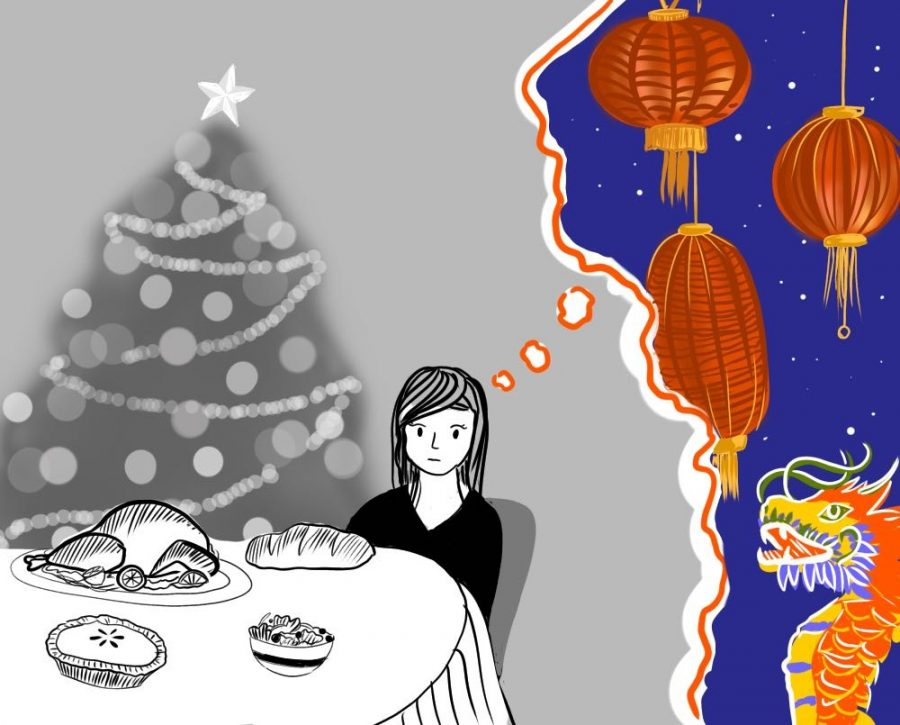 Why the holidays are the worst time of year for some international students