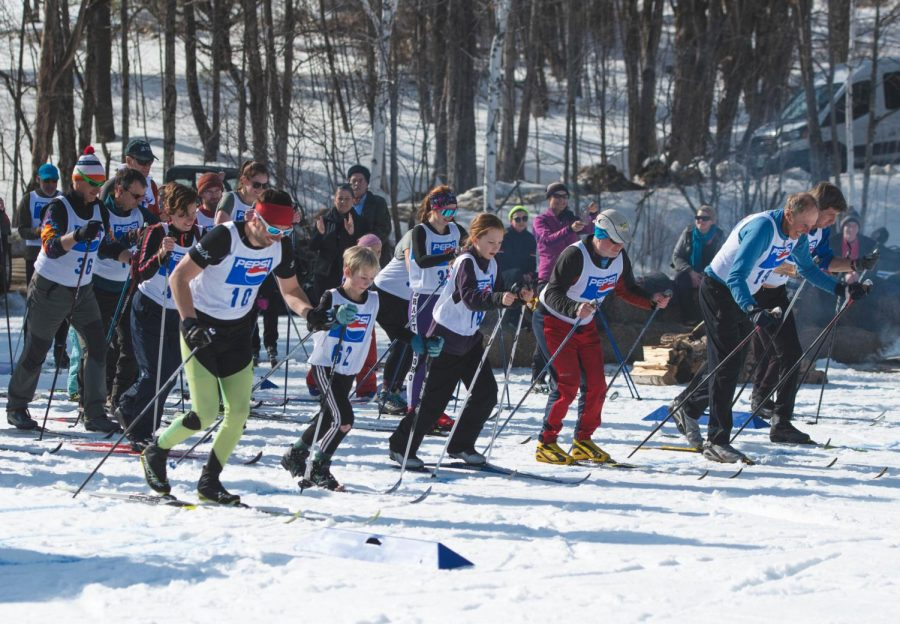 Marlboro community unites behind ski race tradition