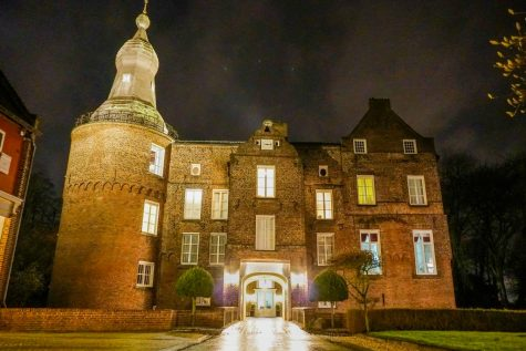 With the uptick in coronavirus diagnoses across Europe, Kasteel Well officials has banned student travel outside of the Netherlands until March 15.