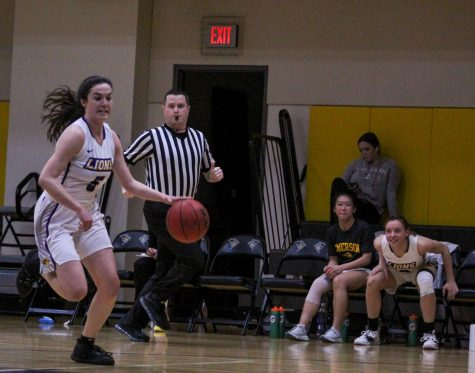 Junior guard Rachel Davey scored 18 points in the win over WPI.