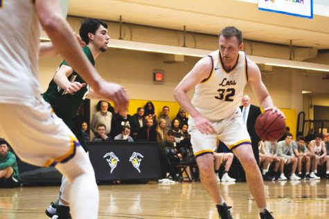 Men's basketball falls in tense NEWMAC Quarterfinal