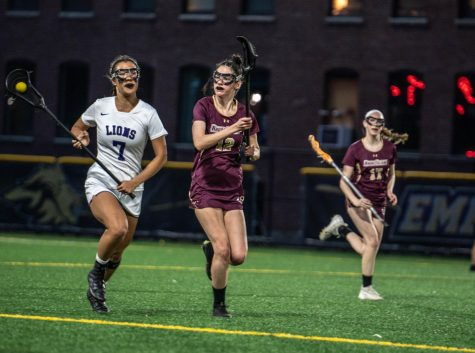 Women's lacrosse records second consecutive victory