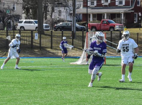 Men's lacrosse falls in season opener