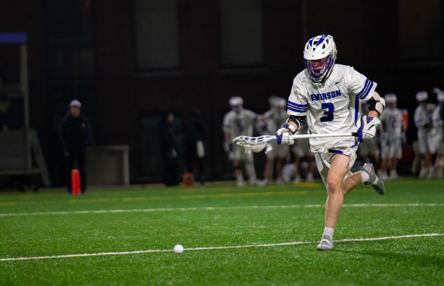 The Lions totaled 34 ground balls on Wednesday.