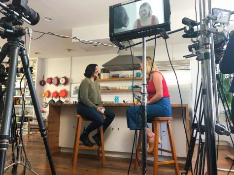 Marina Starkey 15' creates documentary series about women and non-binary professional's experiences in the food industry.