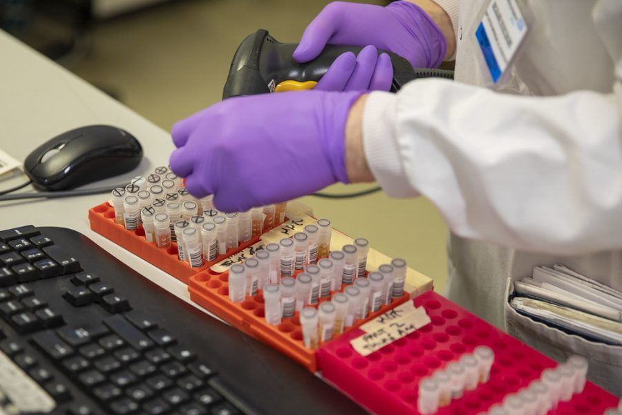 College to mandate weekly self-swab COVID-19 testing for students in the fall