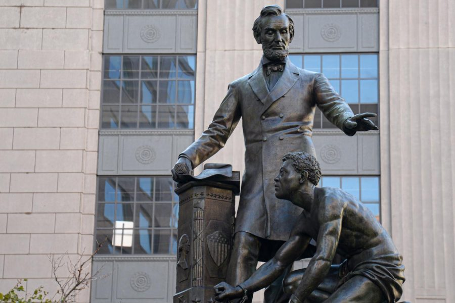 The Lincoln Statue is set to be taken down in the wake of the recent Black Lives Matter protests.