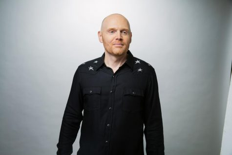 Alumnus and comedian Bill Burr