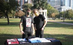 Junior Will Dean and Will Grattan-Smith of University of Miami made the best of their remote learning semester, successfully establishing their own clothing brand, Wonderboy.