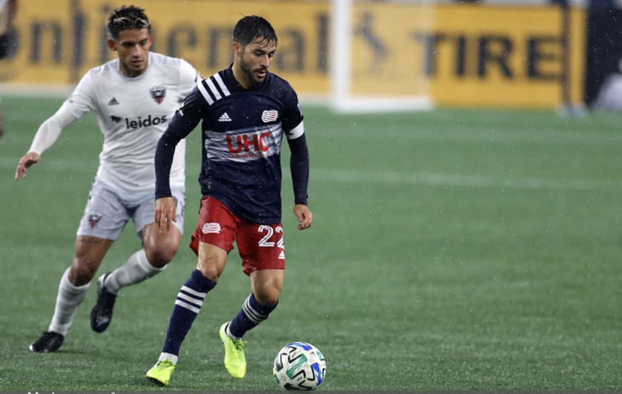 Revs seek to ensure first round playoff spot against Union