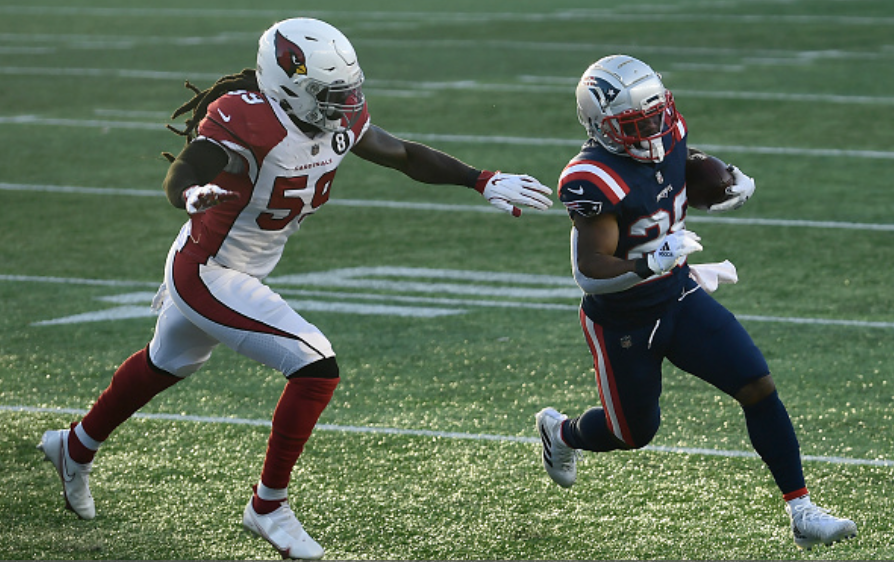 Patriots win ugly at home vs. Cardinals