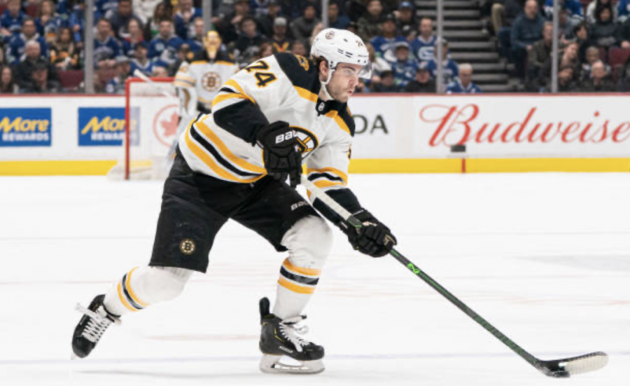 Bruins re-sign forward Jake DeBrusk