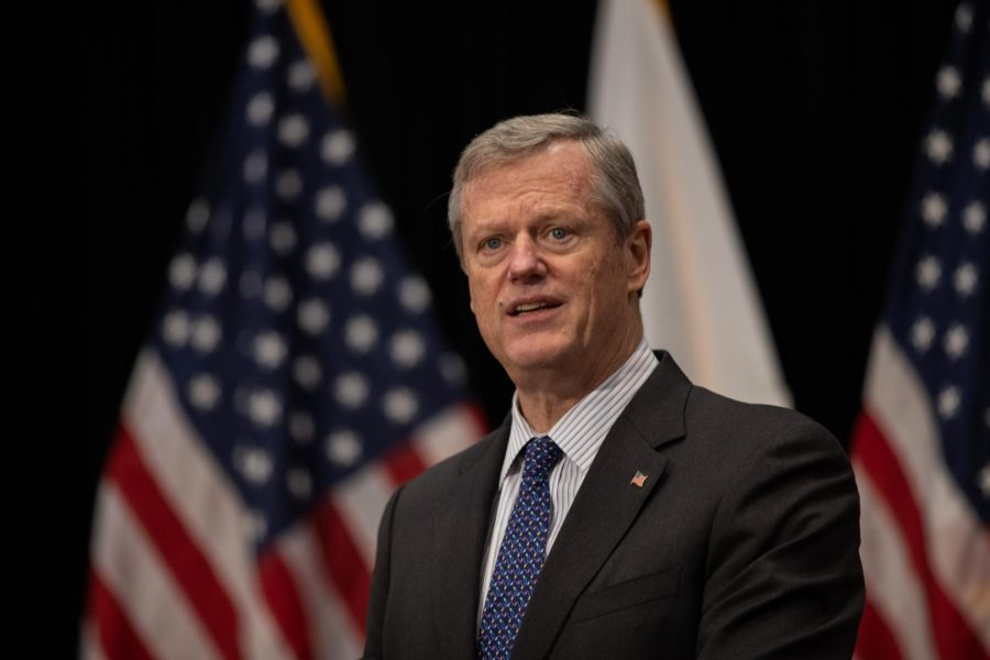 Massachusetts+Gov.+Charlie+Baker.