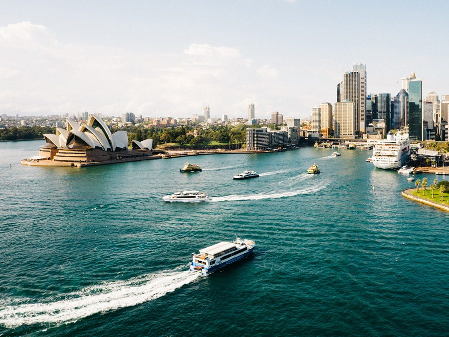 The program would give students the chance to spend four semesters in Sydney, Australia.