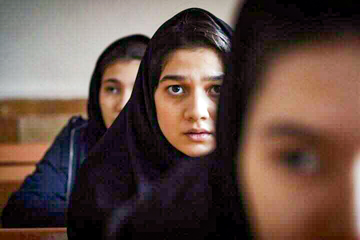 Actress Sadaf Asgari