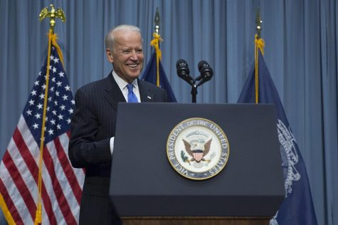 Joseph R. Biden is 46th President of the United States.
