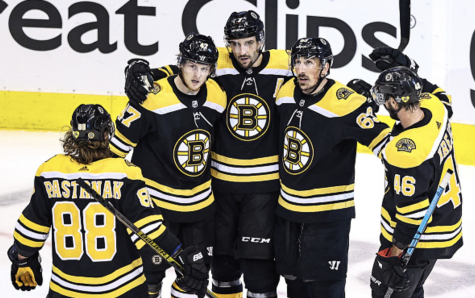 Boston Bruins 2020-21 season preview