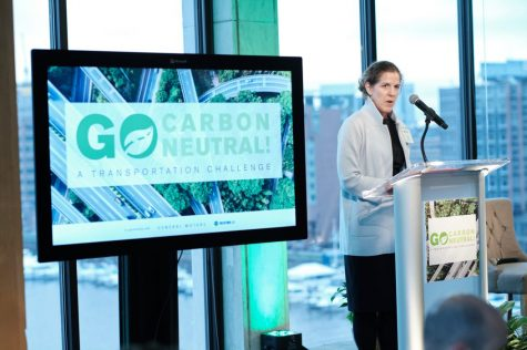"2019 Awards Ceremony for ""Go Carbon Neutral! A Transportation Challenge"""