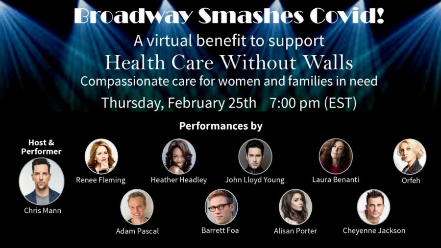 Broadway+Smashes+COVID+virtual+event+poster