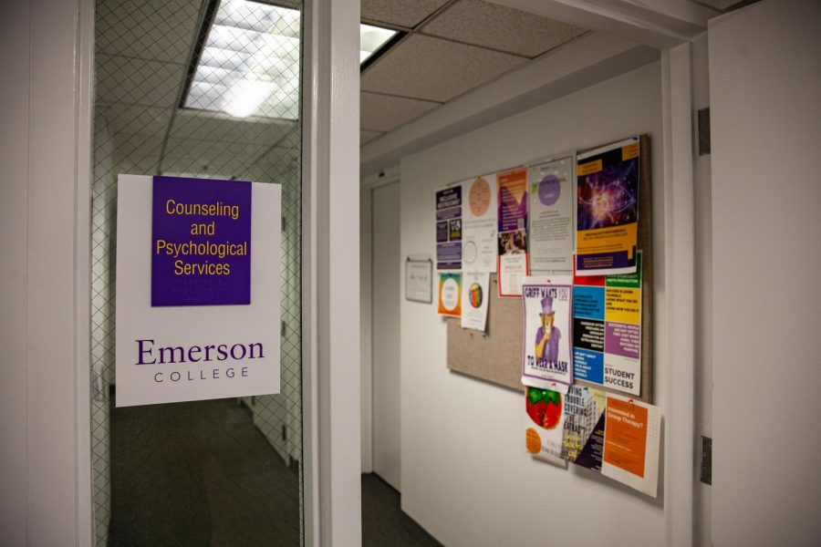 The offices of Emerson Counseling and Psychological Services.