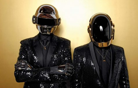 Electronic duo Daft Punk