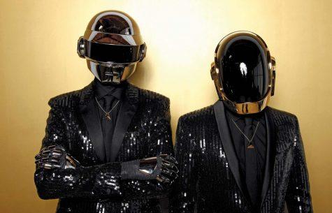 Electronic duo Daft Punk