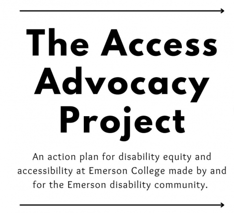 The Access Advocacy Project Instagram graphic.