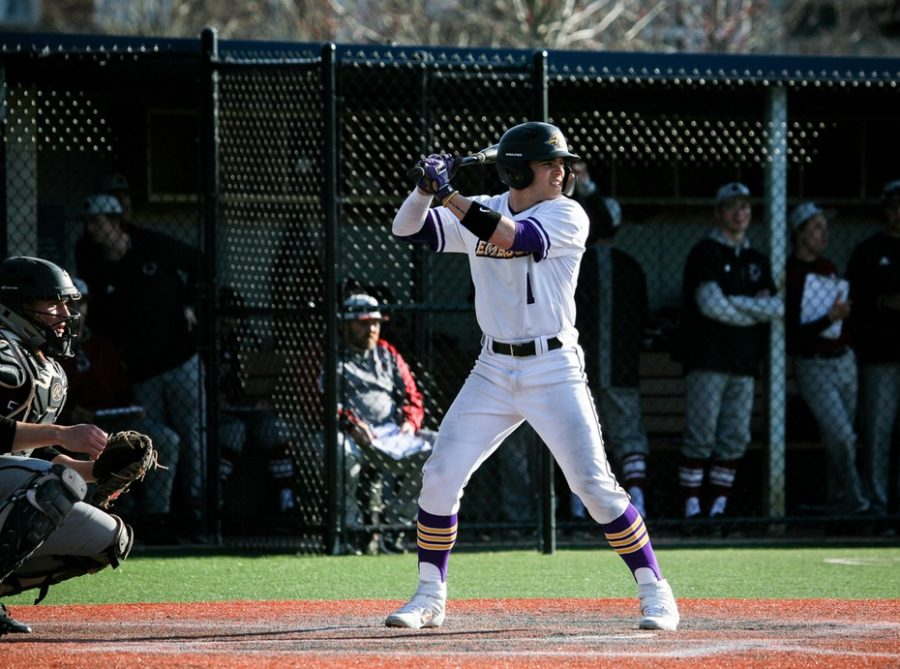 Baseball is one of the four spring sports affected by the cancellation.