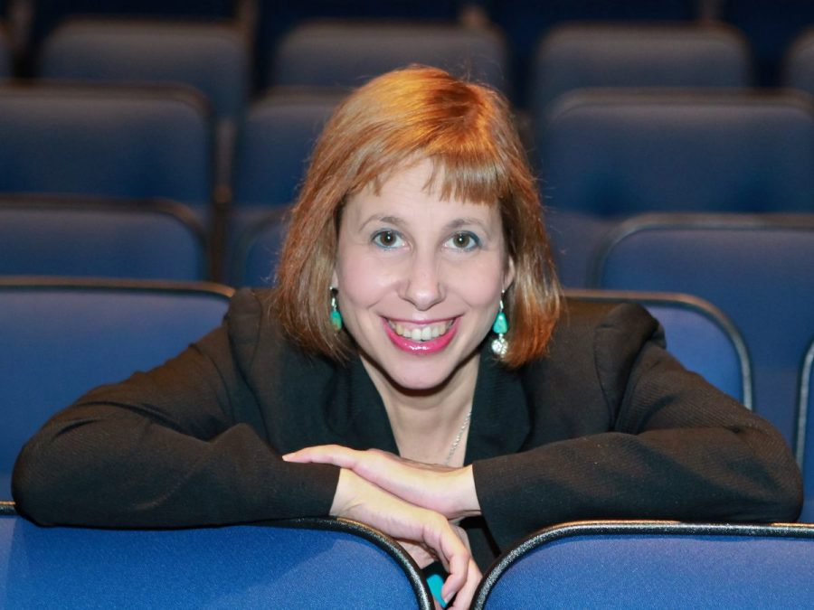 Center for Comedic Arts Director and Founder Martie Cook.