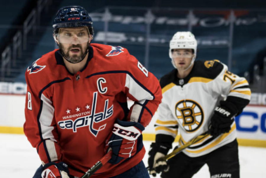NHL Stanley Cup Playoffs: Bruins vs. Capitals series preview