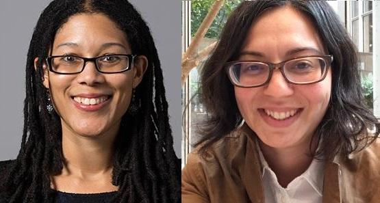 Profs. Erika R Williams and Katerina Gonzalez Seligmann