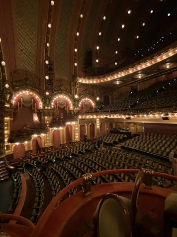 Cutler Majestic Theater, one of ArtEmerson's performance venues.