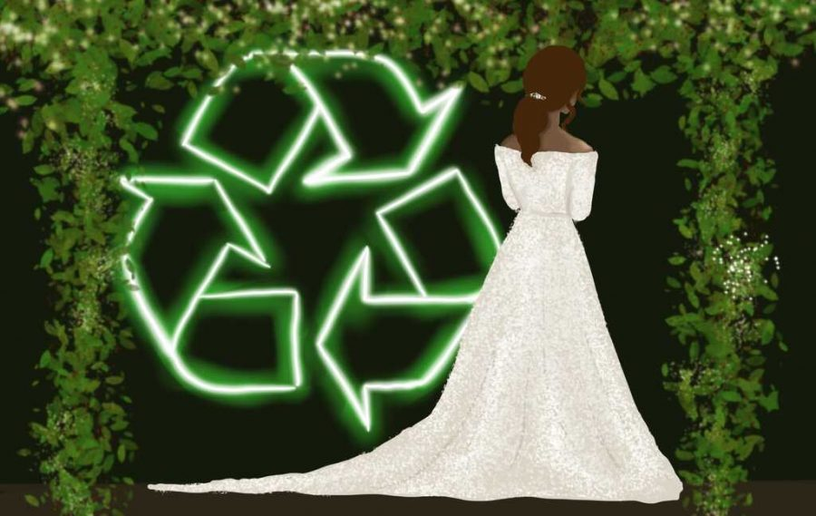 Alum opens sustainable bridal store in Newton